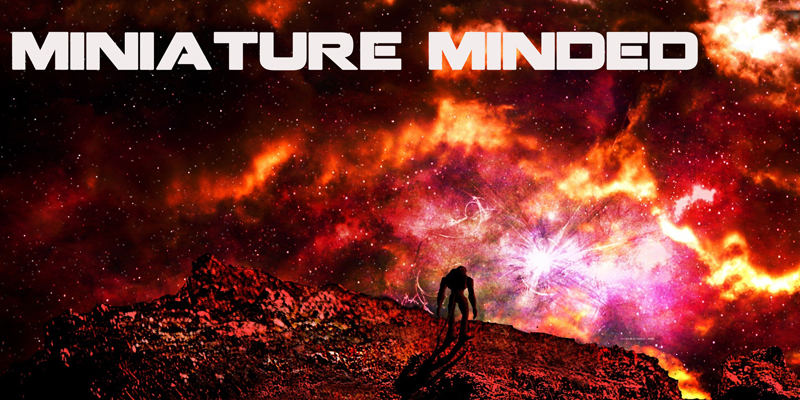 1 Year Anniversary for Miniature Minded!