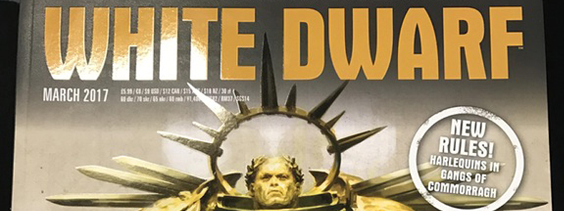 March White Dwarf: Thoughts & Review